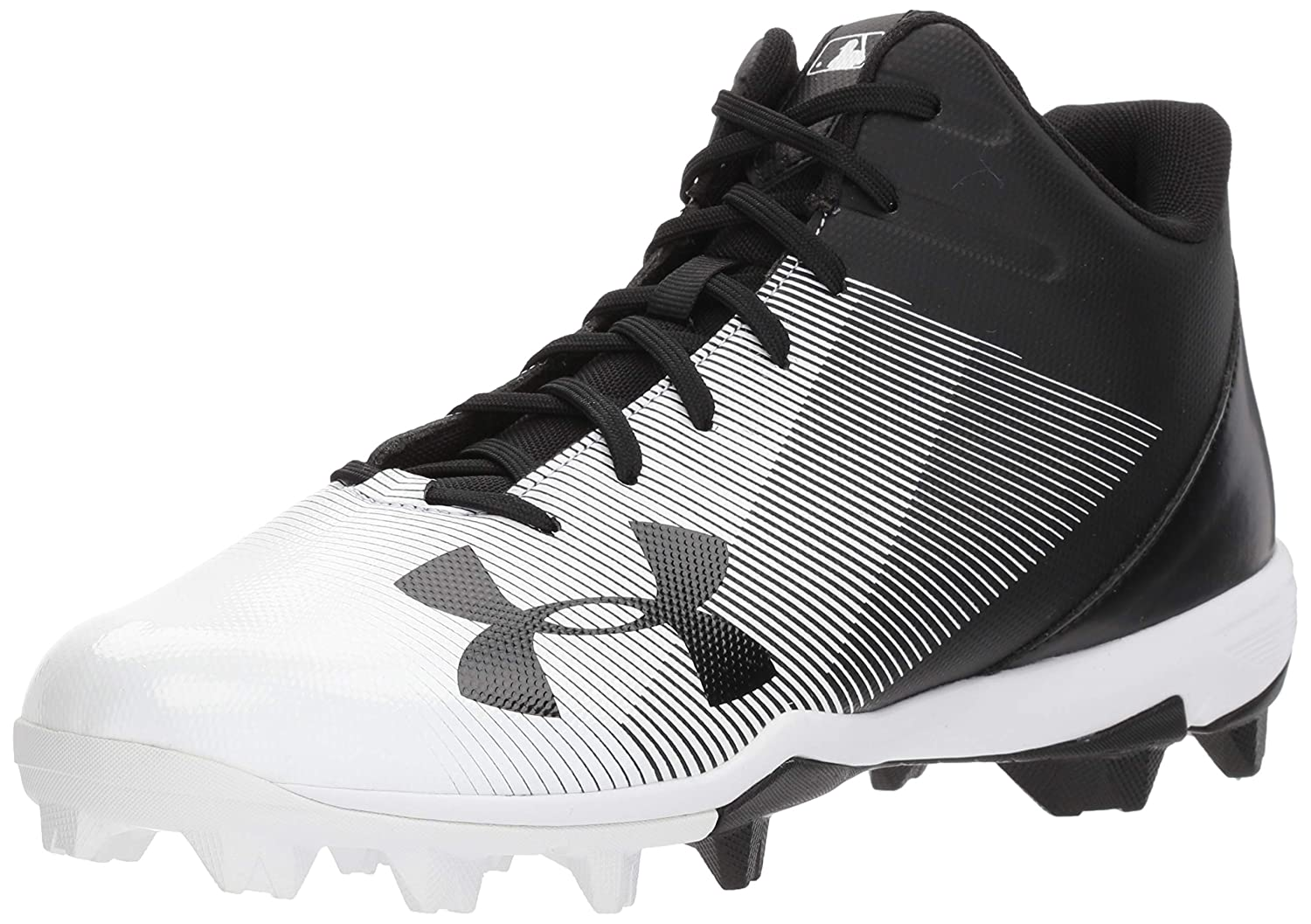 cf1c90ad2771 Amazon.com | Under Armour Men's Leadoff Mid RM Baseball Shoe | Baseball &  Softball