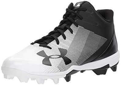 880d4356f Under Armour Men s Leadoff Mid RM Baseball Shoe
