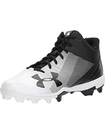 Under Armour Mens Leadoff Mid RM Baseball Shoe