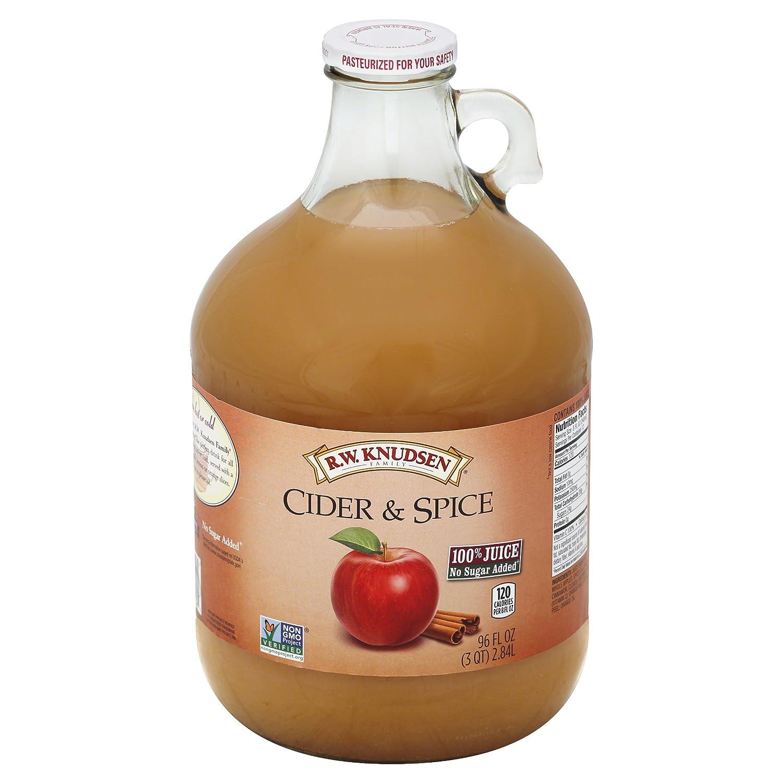 R.W. Knudsen Cider & Spice Juice, 96 fl oz The J.M. Smucker Company
