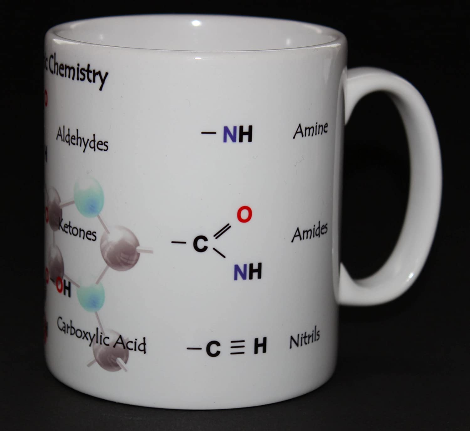 Organic Chemistry Mug Amazon Kitchen & Home