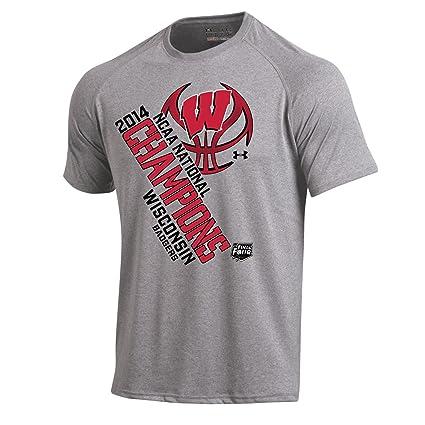 best service 34380 28721 Amazon.com : NCAA Wisconsin Badgers Under Armour 2014 ...