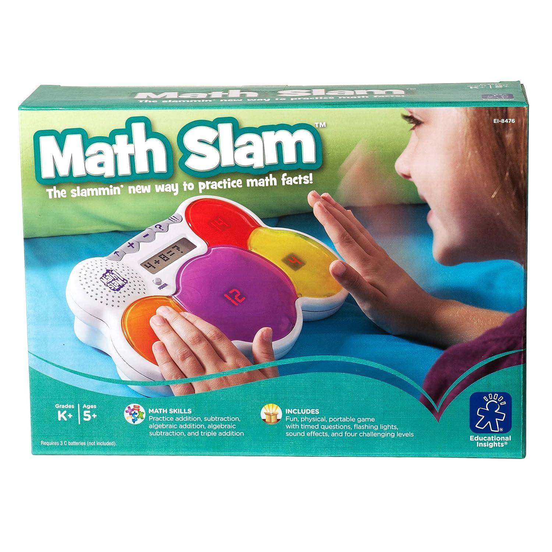Amazon Educational Insights Math Slam Toys & Games