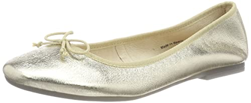 Womens 524254 Closed Toe Ballet Flats Bata WMzFtZj