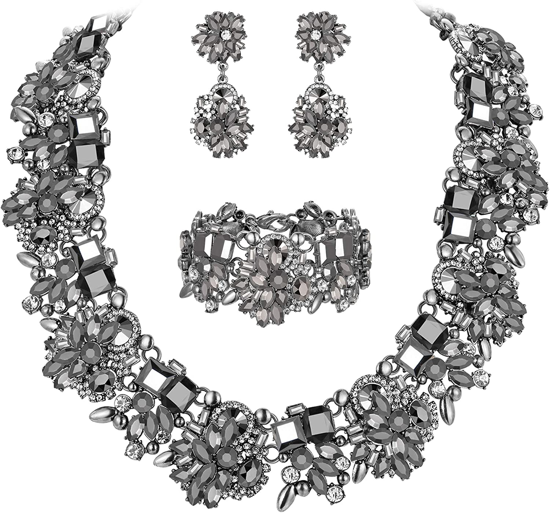 Party and Casual Semi-Big Pearl Earrings Great for Wedding HJ Elegant Long Pearl Dangle Earrings