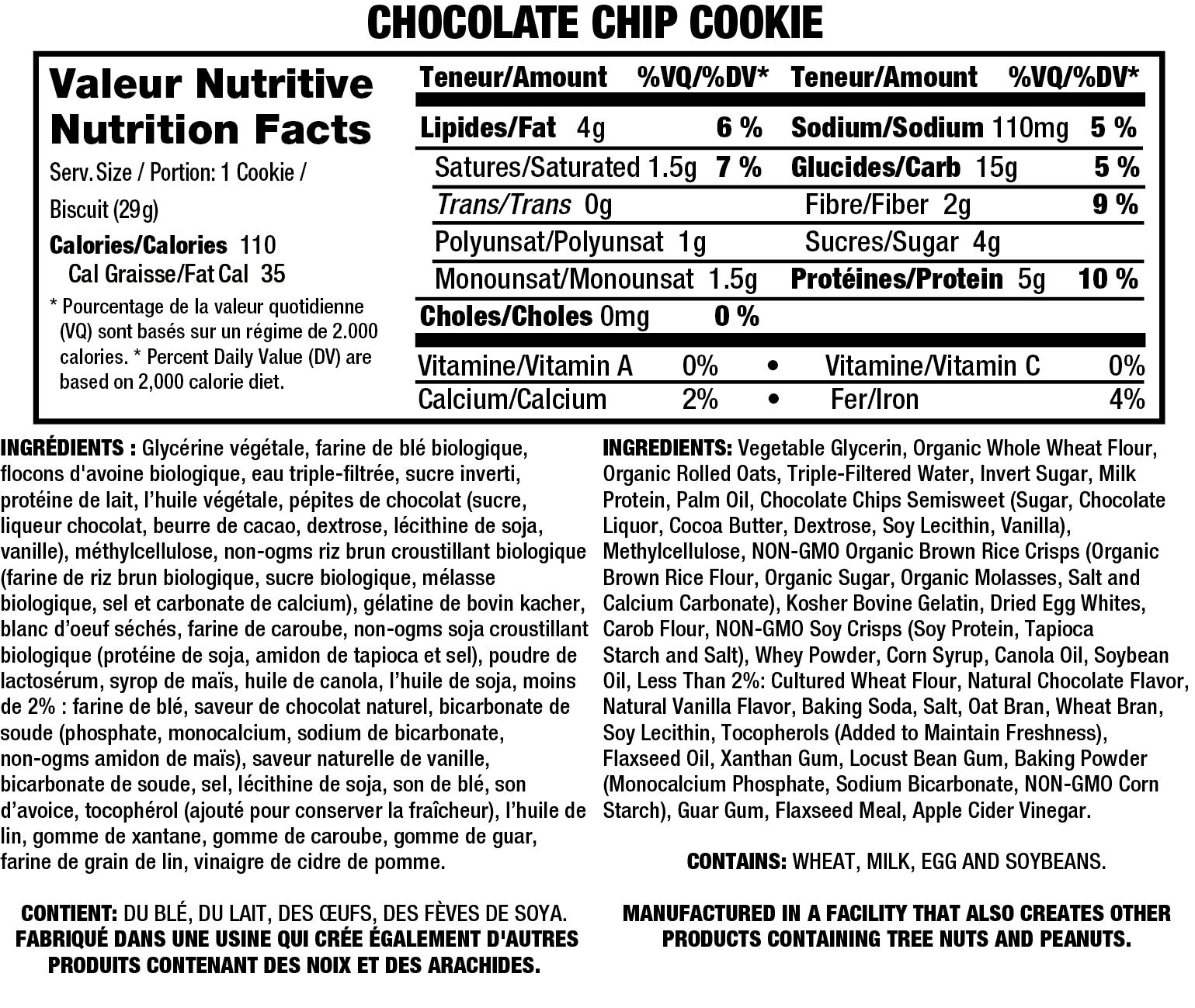 Smart for Life 5 weeks of Chocolate Chip (35 Packs) by Smart for Life (Image #1)