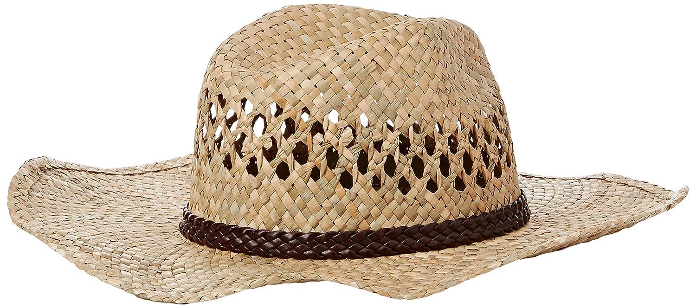 3b13aafb53f Nouveau Look pour femme Bande PU en Chapeau de cowboy New Look PU ...