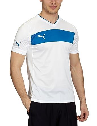 Puma powercat 3.12 - Camiseta de fútbol sala para hombre: Amazon.es: Deportes y aire libre