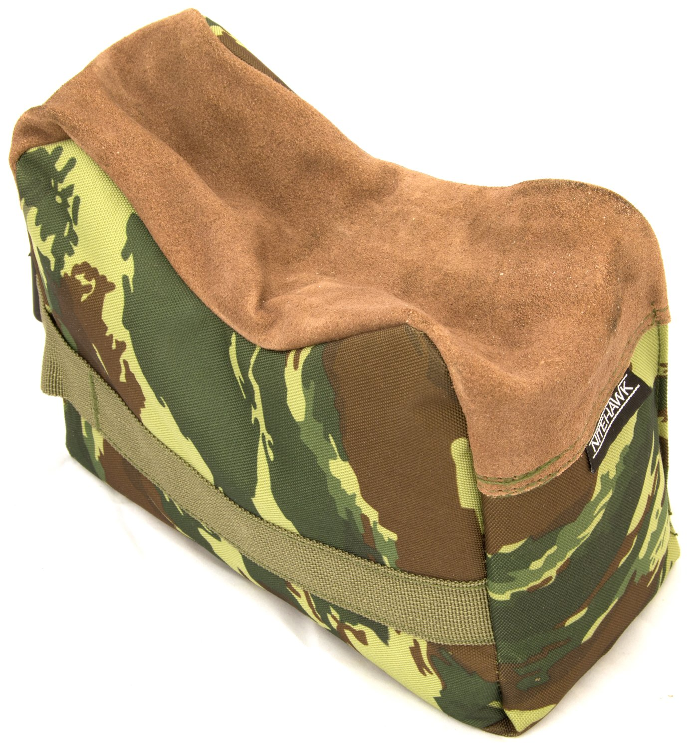 Wondrous Camouflage Shooting Sand Front Rear Rifle Target Rest Bag Creativecarmelina Interior Chair Design Creativecarmelinacom