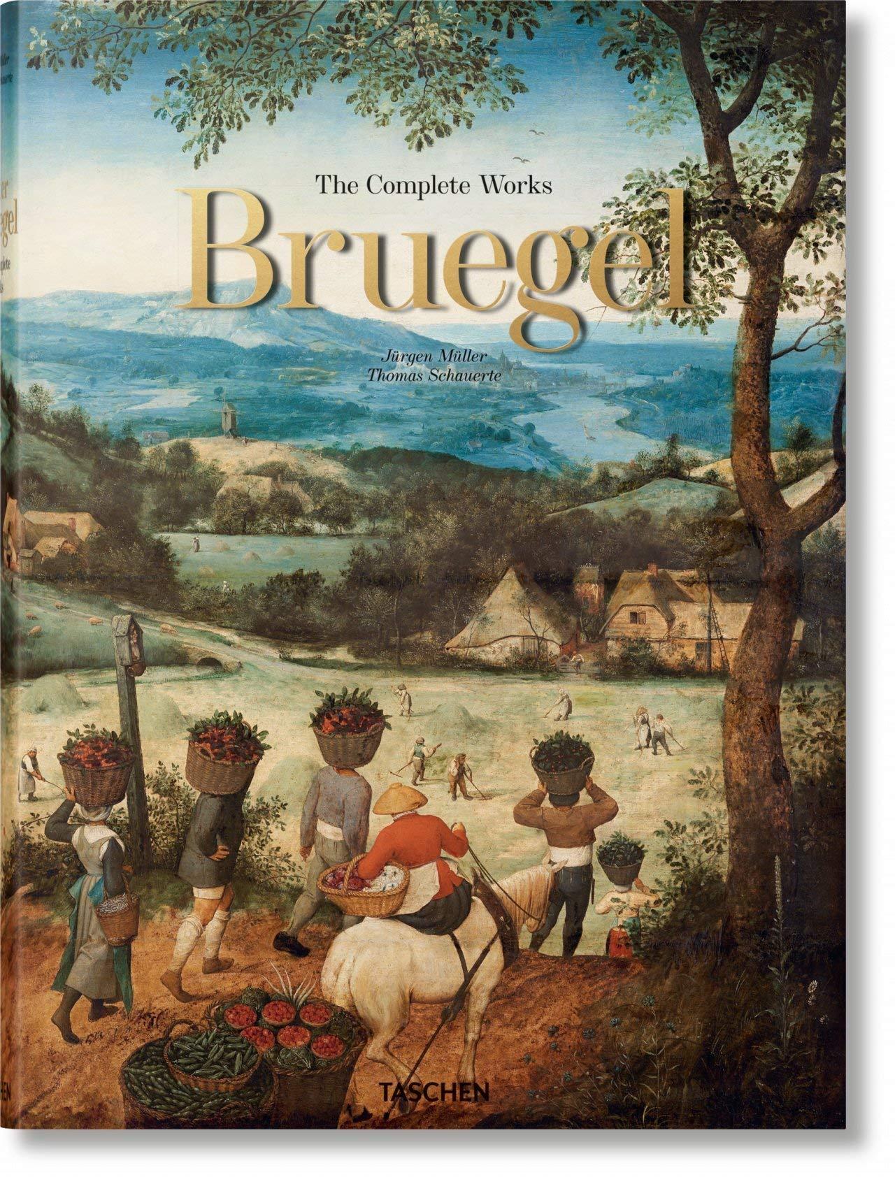 pieter bruegel xxl the complete works