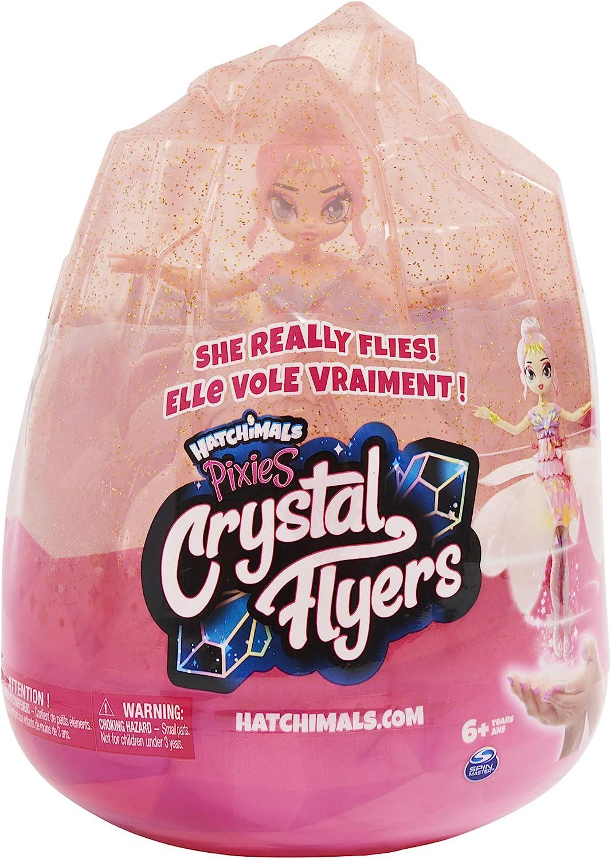 Bizak- Juguete Hada Voladora Crystal Flyer Hatchimals (61929184)