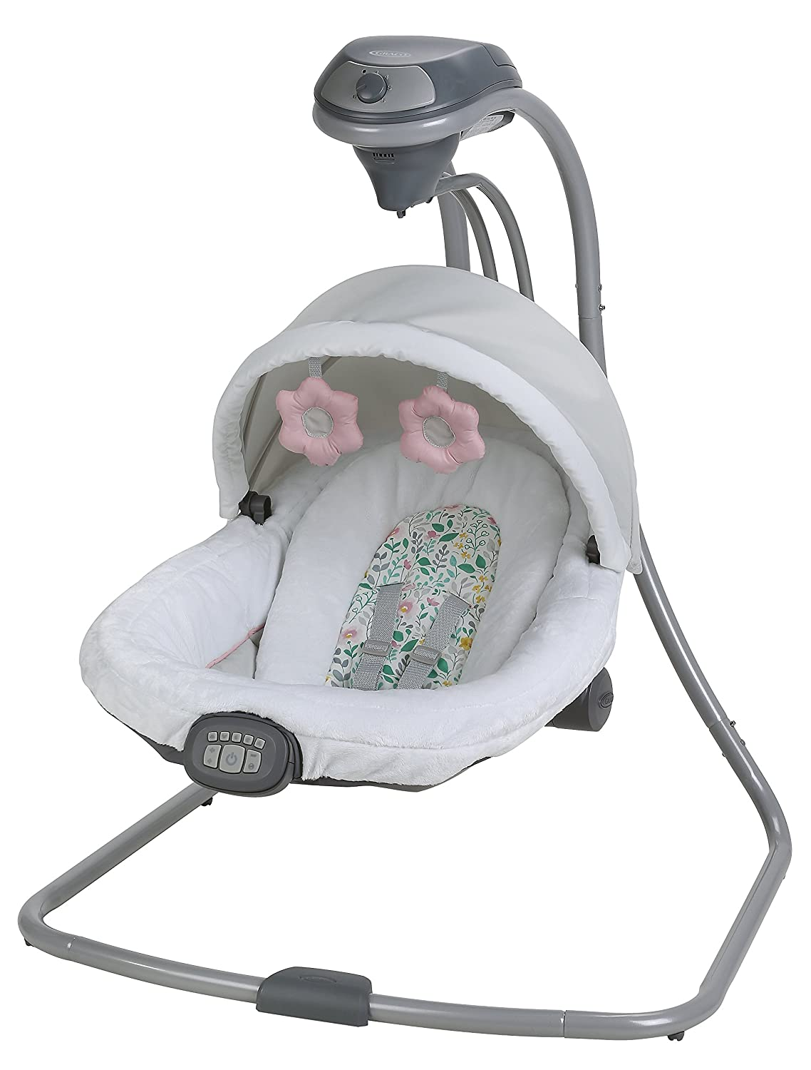 Graco Oasis with Soothe Surround Technology Baby Swing, Tasha 2000751