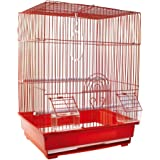 Flamingo Bali Jaula para Periquito Negro: Amazon.es: Productos ...