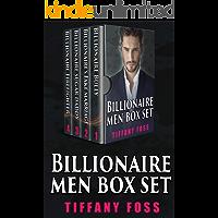 The Billionaire Men Box Set