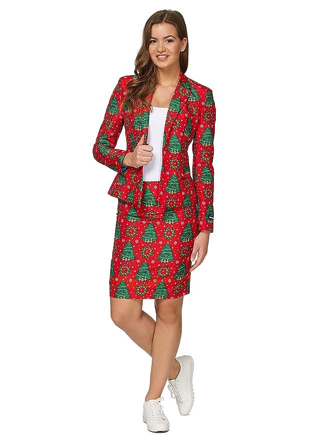 Amazon.com: Suitmeister Ugly - Vestido de Navidad para mujer ...