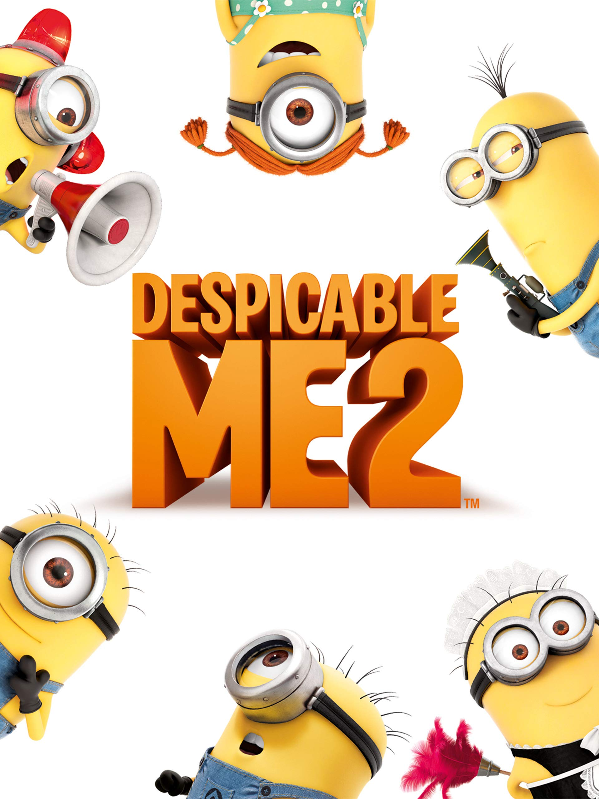 Despicable Me 2 on Amazon Prime Video UK