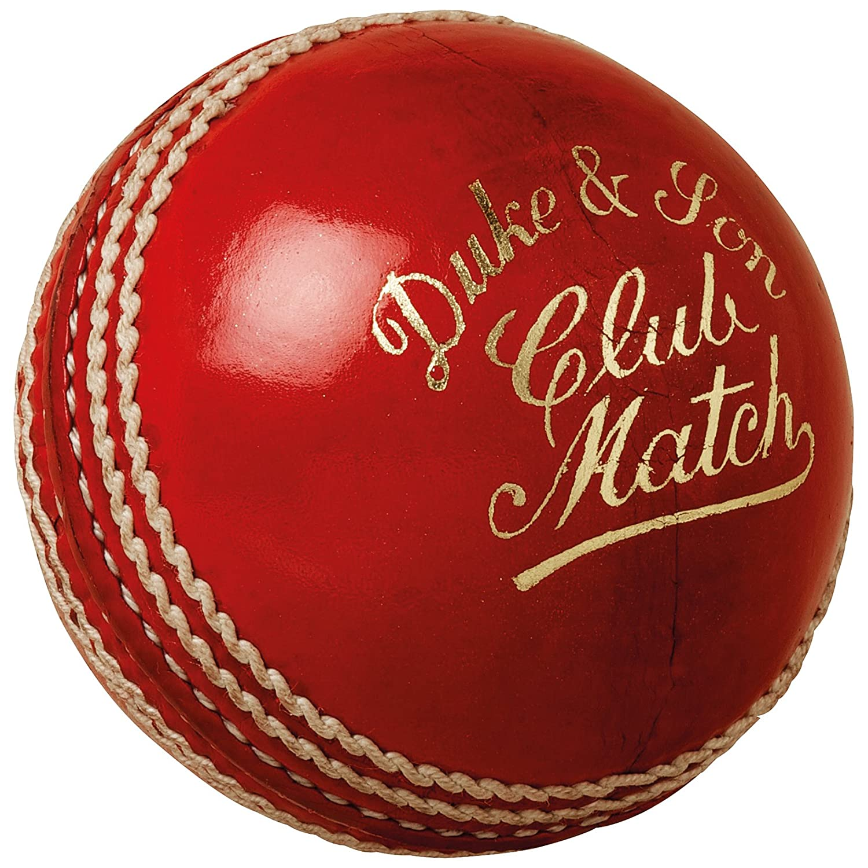 Senior - Red Dukes Club Match A Cricket Ball