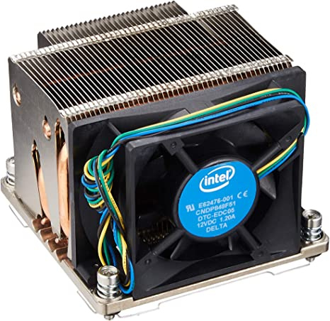 Intel BXSTS200C - Ventilador de PC (Enfriador, Procesador, Socket ...