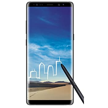 Samsung Galaxy Note 8 (Midnight Black, 64 GB) (6 GB RAM)
