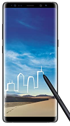 9a997414f2 Samsung Galaxy Note 8 (Midnight Black