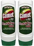 Comet Soft Cleanser Cream, 24 oz-2 pk