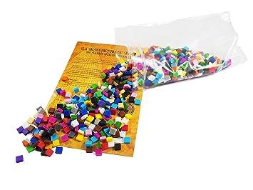 La Manufacture Du Pixel 900 Carrés Pixels Multicolore Pixel Art Loisir Créatif Mosaïque Fun Créez à L Infini Tout L Art Qui Vous Ressemble