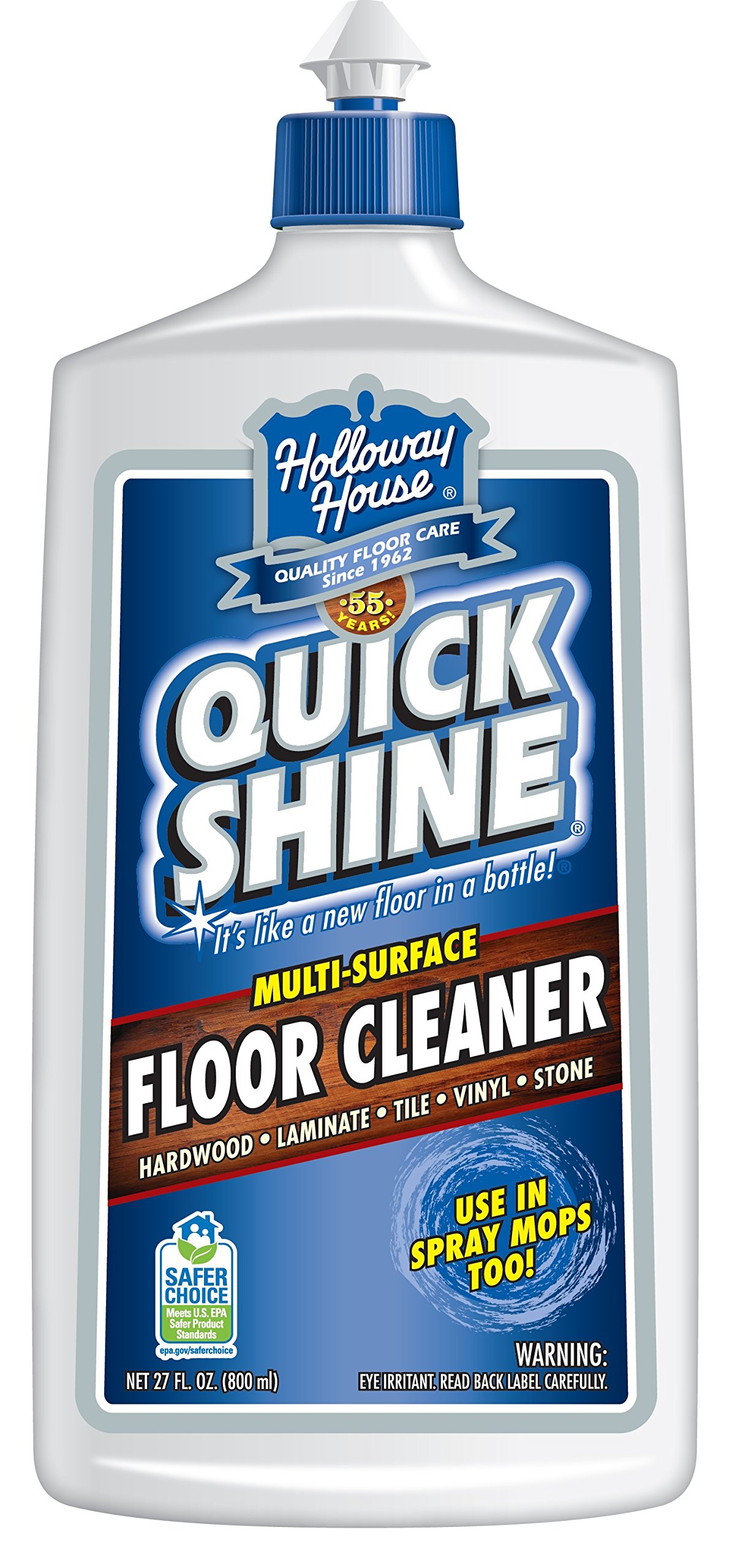Quick Shine Multi-Surface Floor Cleaner, 27-Ounce