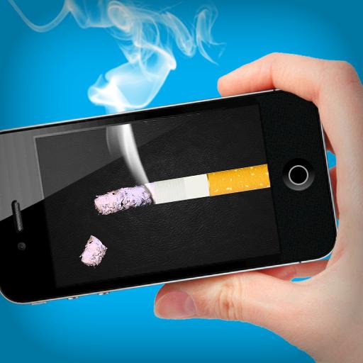 Virtual Cigarette Simulator