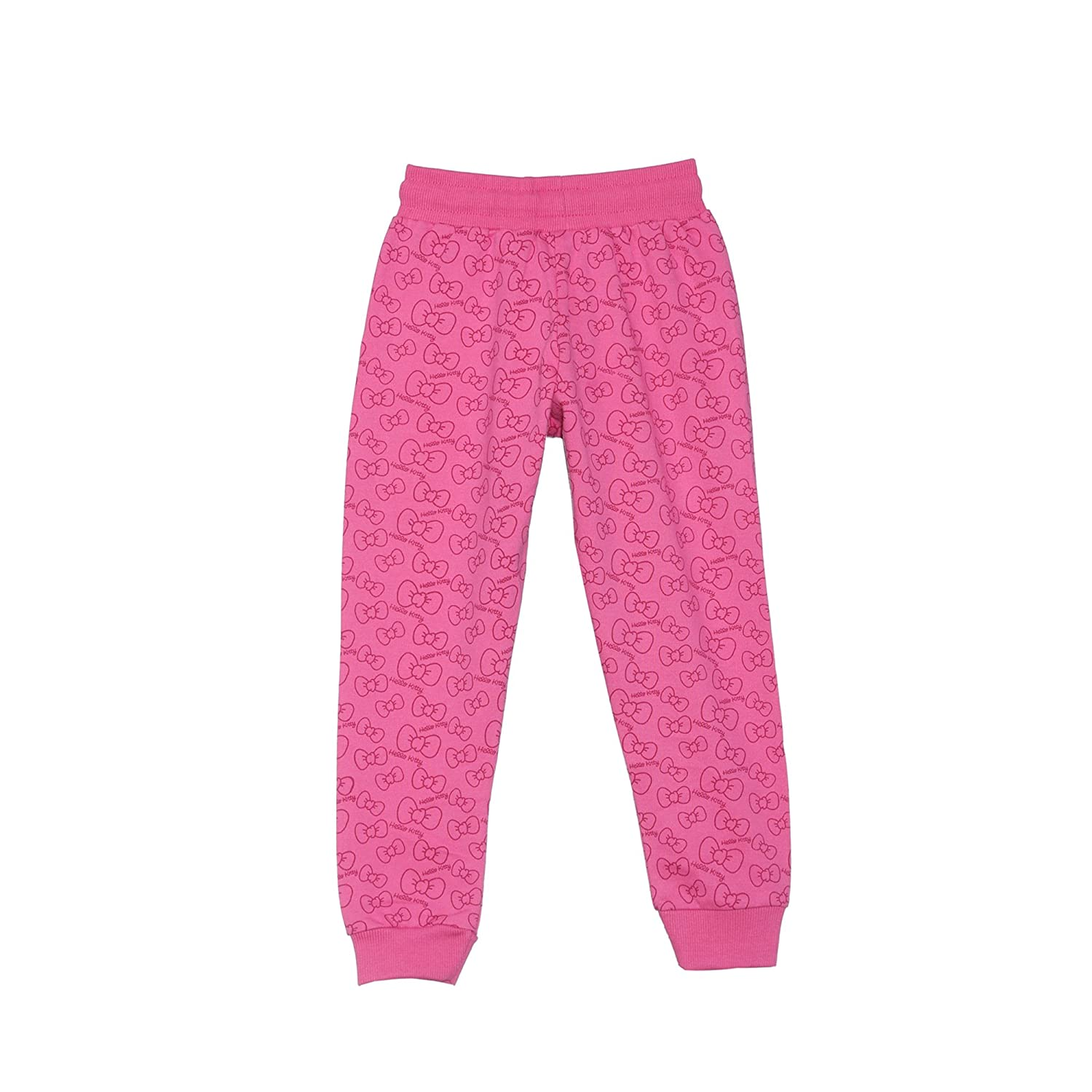 021942040 Hello Kitty Girls' Regular Fit Cotton Tracksuit HT1FPB1339_Pink  Carnation_11-12 Years: Amazon.in: Clothing & Accessories