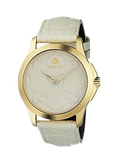 939cd72e19 Reloj Gucci - Mujer YA1264033: Amazon.es: Relojes