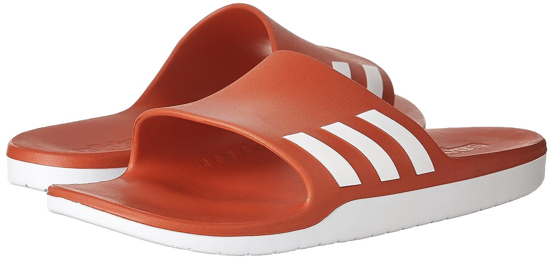 3e9f9f823aa Adidas Unisex Aqualette Cloudfoam Slides