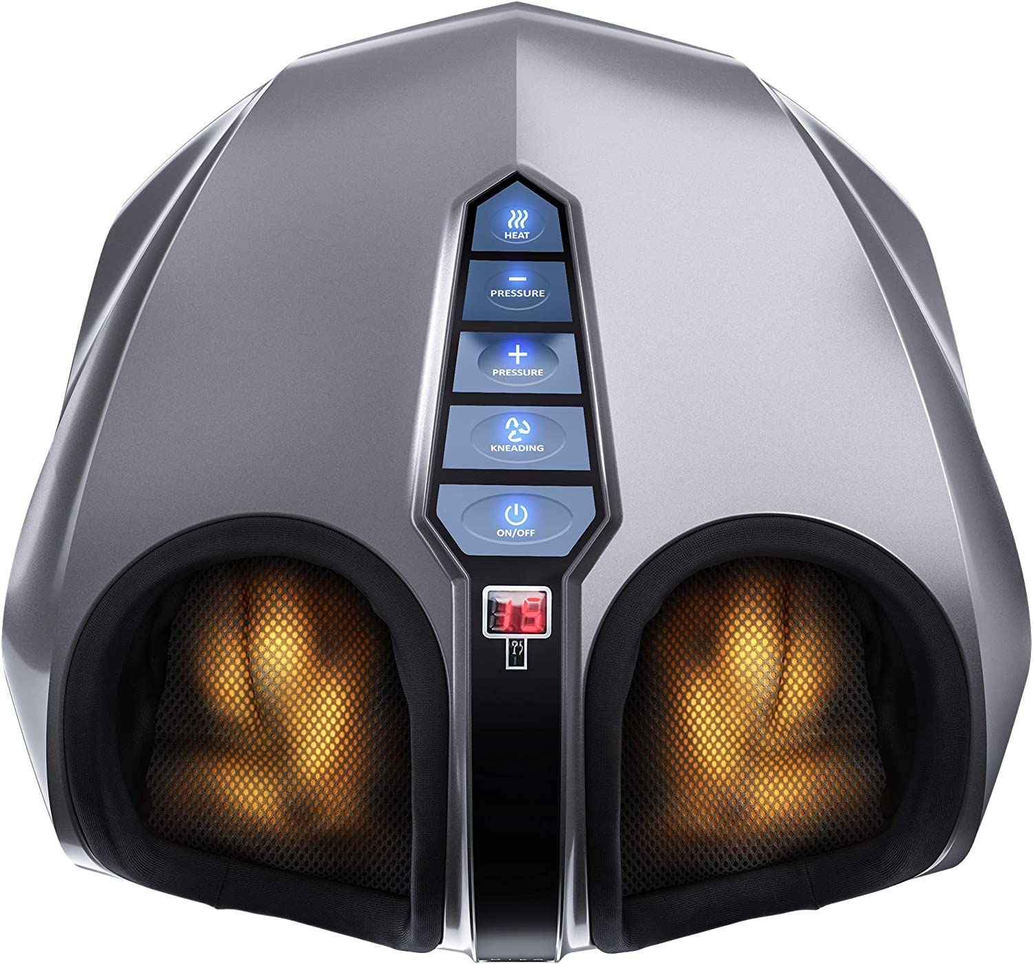 7 Best foot massager for large feet [Guide 2021] 1