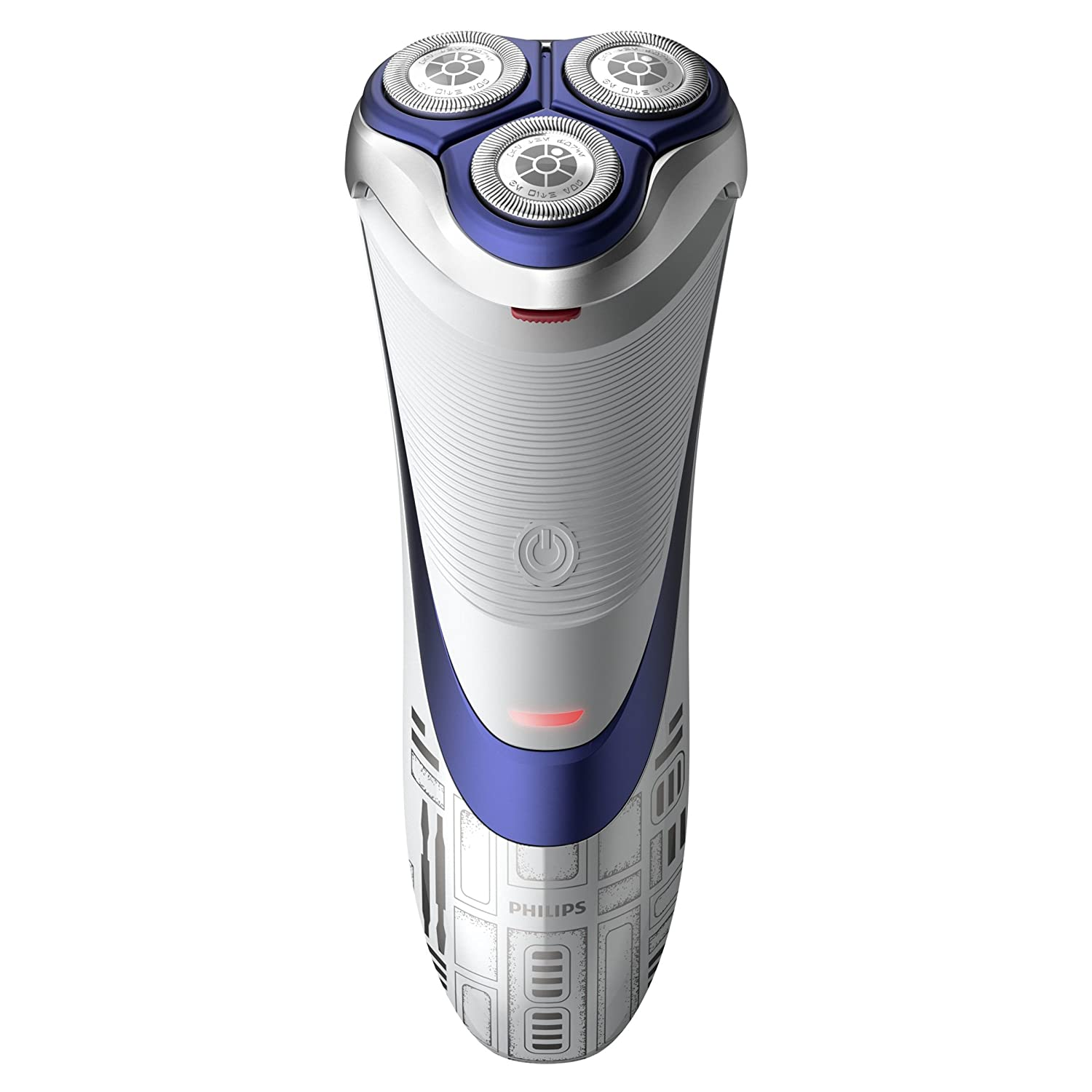 Philips Star Wars R2d2 Shaver Dry Electric Shaver Sw3700/87, 1 Count