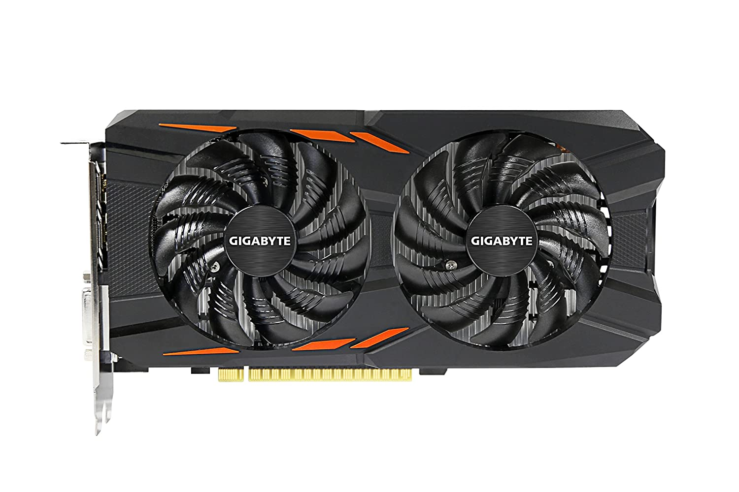 Amazon.com: Gigabyte GTX 1050 Ti Windforce OC 4GB GDDR5 128-bit PCI-E  Graphic Card (GV-N105TWF2OC-4GD): Computers & Accessories