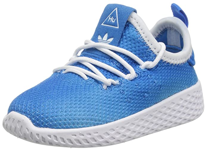 Adidas Sneakers Originals Baby PW Tennis Hu I Sand/White/White 6.5 Medium US