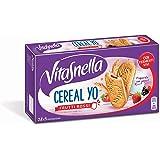 Vitasnella Cereal Yo Frutti Rossi - 12 pezzi da 253 g [3036 g]