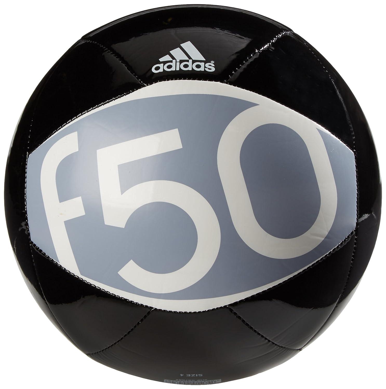 adidas Fußball F50 X-ITE II - Balón de fútbol Sala, Color Negro ...