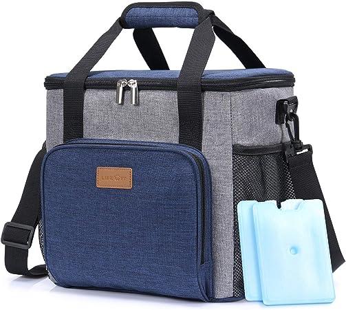 Campingaz ® fold /'n Cool 5 L azul oscuro bolsa de refrigeración camping exterior picnic