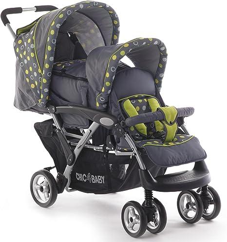 Opinión sobre CHIC 4 BABY DUO 274 42 - Carrito de bebé