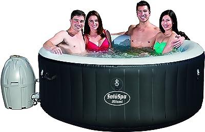 Bestway Hot Tub, Miami (4-person), Black
