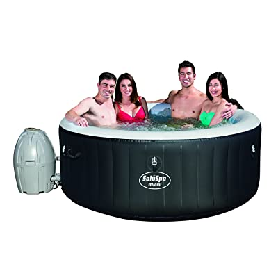 Saluspa Miami Airjet Hot Tub
