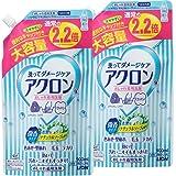 【まとめ買い 大容量】アクロン おしゃれ着洗剤 ナチュラルソープの香り 詰め替え 900ml×2個パック
