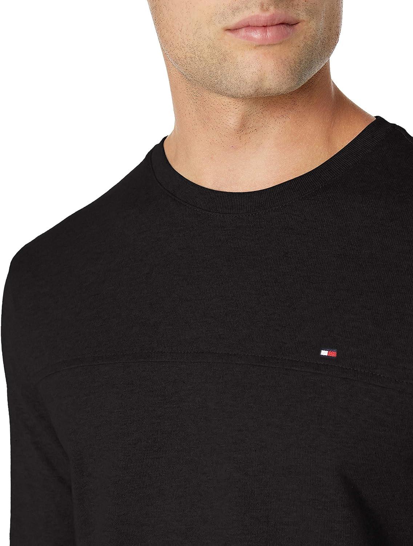 Tommy Hilfiger Mens Long Sleeve Cotton T Shirt T-Shirt