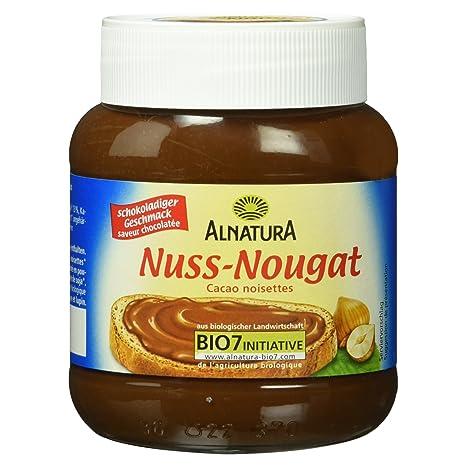 49a1d19e894346 Alnatura Bio Nuss-Nougat Creme