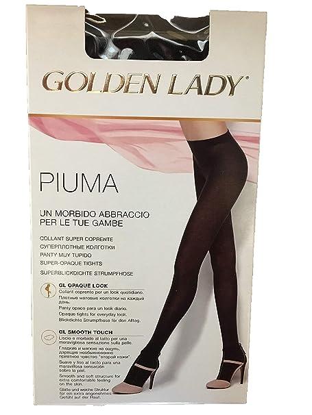 2de4533de Glooke Selected COLLANT PIUMA GOLDEN LADY MADE IN ITALY DALLA TAGLIA 2   ALLA 4