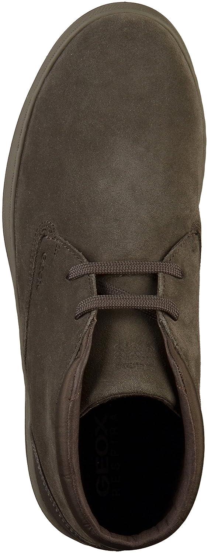 Geox Herren Boots U Ariam C Chukka Boots Herren Braun (Mud C6372) 783e3e