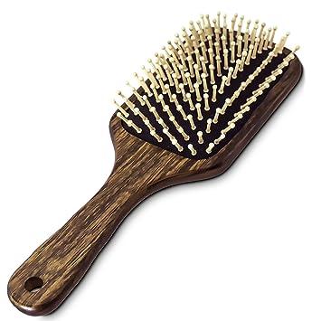Review BeautyFrizz Wooden Hair Brush