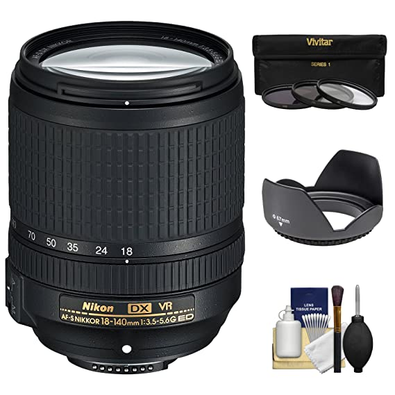 Review Nikon 18-140mm f/3.5-5.6G VR