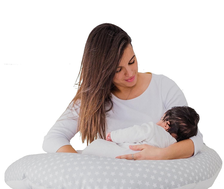 Cojin de lactancia embarazada y bebé by Mimuselina ...