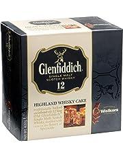 Walkers Glenfiddich Highland Whiskey Cake, 400 Gram